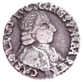 Una medalla conmemorativa de la Proclamación del rey Carlos IV en la isla de Tenerife