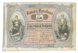 Los bancos provinciales de España y sus emisiones de billetes (I)