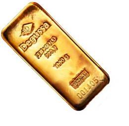 Degussa aumenta sus ventas de oro en 2015 hasta un 50 por ciento