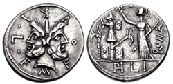 Desde Roma con candor. Arte monetario de la República Romana (I)