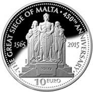 450 Aniversario del Gran Asedio de Malta