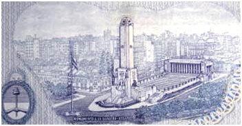 Homenaje a la Bandera Argentina