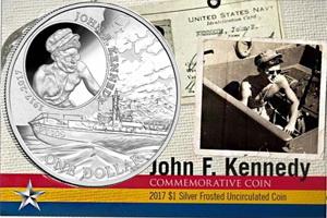 Islas Salomón rinde homenaje a John F. Kennedy