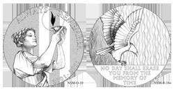 """Medallas estadounidenses en conmemoración del """"11 S"""""""