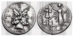 Desde Roma con candor. Arte monetario de la República Romana (II)
