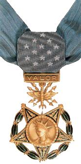 Todo un honor 150 años de la Medalla de Honor del Congreso