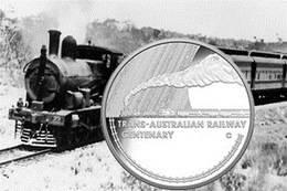 Centenario del ferrocarril Trans-Autraliano