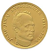 Bicentenario de Josip Turaj Strossmayer, impulsor de la creación de Yugoslavia