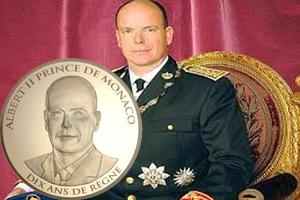 Alberto II de Mónaco, diez años en el trono del Principado en oro