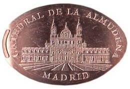 Elongadas de Madrid: La Catedral de la Almudena