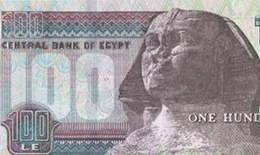Nuevas versiones en las 100 y 200 libras egipcias