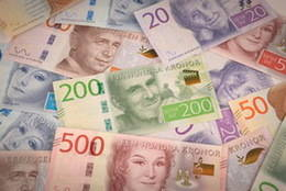 Suecia emitirá los primeros nuevos billetes en octubre