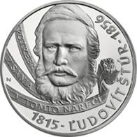 Ľudovít Štúr, escritor, lingüista y líder eslovaco del XIX