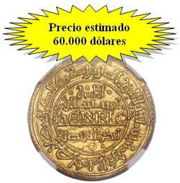 """Subasta de Heritage Rare Coins """"Monedas Antiguas y del Mundo"""": destacan las españolas"""