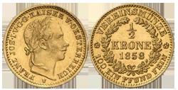 El Contrato de Acuñación de Viena entre Prusia y Austria