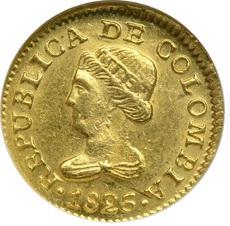 La circulación de la moneda macuquina en la República de Colombia