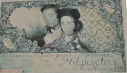 Comentarios al diseño de billetes: Una colección de los años 50. (Primera parte)