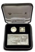 10 euros plata de Malta para la CHOGM 2015
