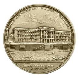 Libro y Medalla dedicados a los 1150 años de la Monnaie de Paris