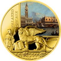 """Canaletto y el Palacio del Dogo en """"Salvar Venecia"""""""