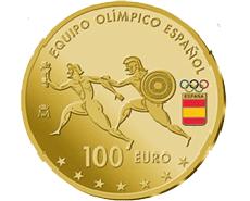 Oro y plata para el Equipo Olímpico Español