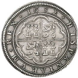 Künker vendió el Cincuentín de 1632 por 50.000 euros