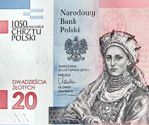 1050 Aniversario del Bautismo de Polonia