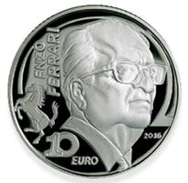 "Programa ""Europa Star"" de Italia dedicado a Enzo Ferrari"