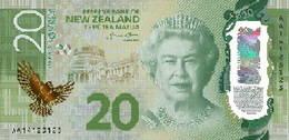 20, 50 y 100 d�lares neozelandeses, el �dinero m�s brillante�