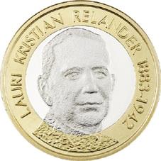 Presidente finlandés LK Relander