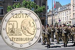 50 Años sin reclutas en Luxemburgo