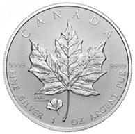 El Maple Leaf con la amapola de Anaheim