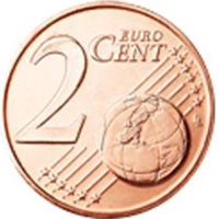 Italia no acuñará monedas de 1 y 2 céntimos