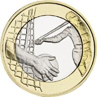 """""""Deportes"""" en Finlandia, 5 euros para el """"Atletismo"""""""