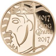 Milenario del rey Canuto, el primer soberano de la Inglaterra unida