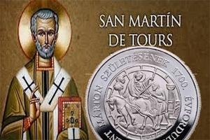 1700 Aniversario del nacimiento de San Martín de Tours