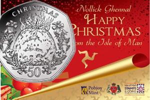 "Isla de Man celebra la Navidad con un ""Christmas Pudding"""