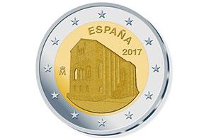 Novedades en la cara nacional de las monedas de 2 euros