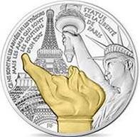 La Estatua de la Libertad de Paris
