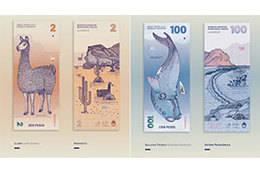 Nuevos diseños para los billetes argentinos