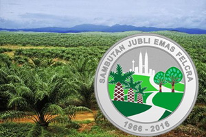 Malasia y el desarrollo rural en plata a color