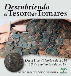 """Gran éxito de la exposición """"Descubriendo el Tesoro de Tomares"""""""