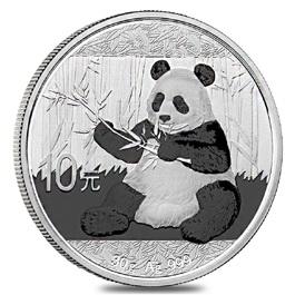 Aparece en los escaparates el Panda chino 2017