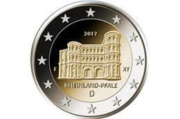 Alemania también renueva sus monedas nacionales de 2 euros