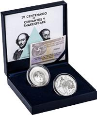 Cervantes y Shakespeare juntos en su aniversario
