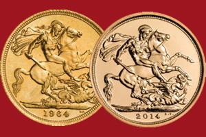 50 Años de oro para el soberano británico de Isabel II