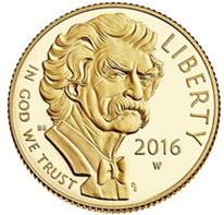 Las aventuras de Mark Twain en 5 dólares oro