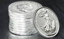 "Presentado el bullion en plata ""Britannia 2017"""