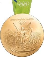 """""""Río 2016"""" y sus medallas olímpicas"""