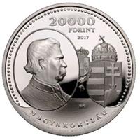 Hungría emite monedas de 20.000 Florines